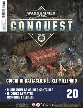Warhammer 40,000: Conquest uscita 20