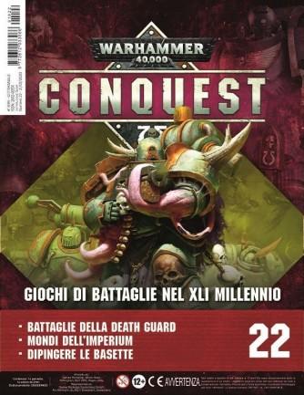 Warhammer 40,000: Conquest uscita 22