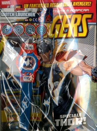 Marvel Adventures - N° 47 - Avengers Magazine 38 - Panini Comics