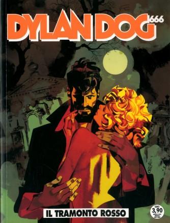 Dylan Dog - N° 402 - Il Tramonto Rosso - Bonelli Editore