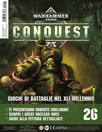 Warhammer 40,000: Conquest uscita 26