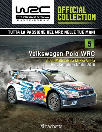 WRC uscita 5