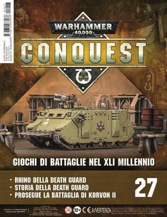 Warhammer 40,000: Conquest uscita 27