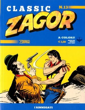 Zagor Classic - N° 13 - I Predoni Di Big River - Bonelli Editore