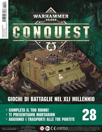 Warhammer 40,000: Conquest uscita 28