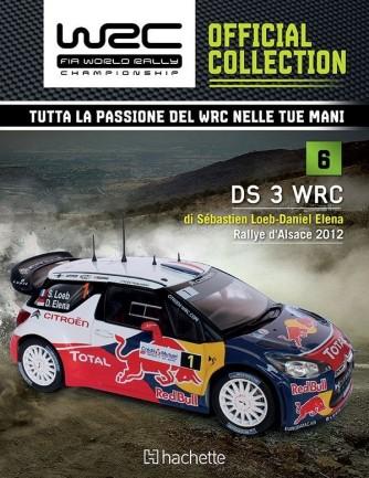 WRC uscita 6