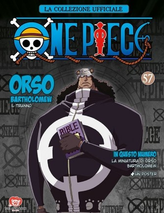 One Piece uscita 57