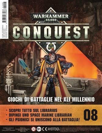 Warhammer 40,000: Conquest uscita 8