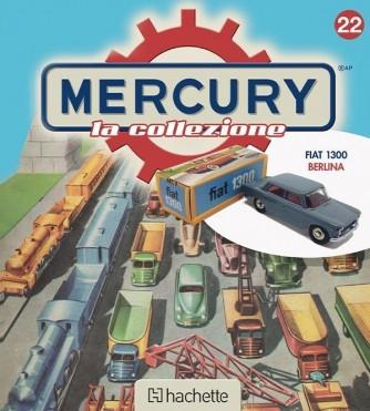 Mercury - la collezione uscita 22