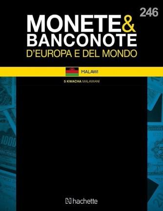 Monete e Banconote uscita 246