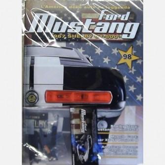 Costruisci la leggendaria Ford Mustang Shelby GT-500