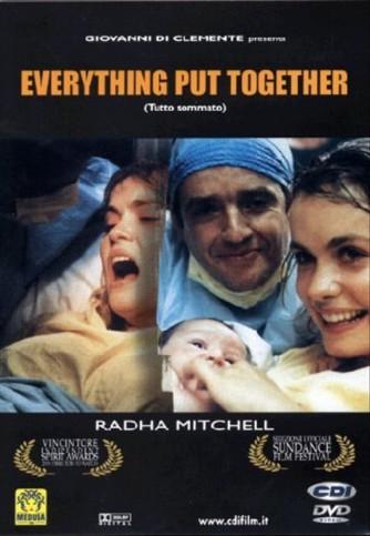 Everything Put Together - Tutto Sommato - Radha Mitchell, Justin Louis, Matt Malloy (DVD)