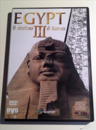 EGYPT IL DESTINO DI RAMSES III DVD GAME