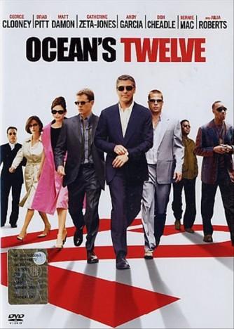 Ocean's Twelve - George Clooney - Film DVD