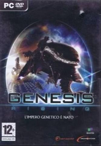 GENESIS RISING L'IMPERO GENETICO E' NATO - PC DVD-ROM