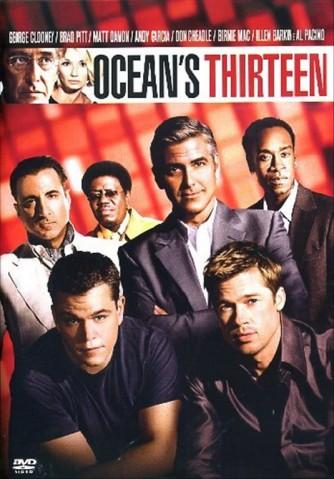 Ocean's Thirteen - George Clooney - Film DVD