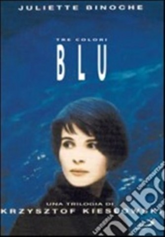 Tre Colori - Film Blu - DVD - Zbigniew Zamachowski