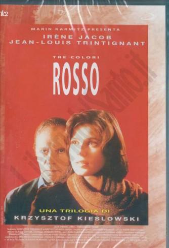 Tre Colori - Film Rosso - DVD - Zbigniew Zamachowski