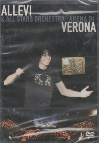 Giovanni Allevi & All Stars Orchestra - Arena di Verona (DVD Video)