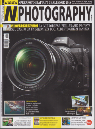 Nikon Photography - n. 81 - mensile - 15/11/2018