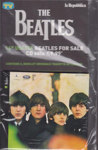 Cd Grandi Collezioni - The Beatles - n. 16 - Batles for sale - novembre 2018 -