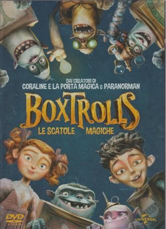 Boxtrolls - Le Scatole Magiche (DVD Video)