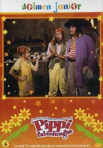 Le fantastiche avventure di Pippi Calzelunghe DVD #04