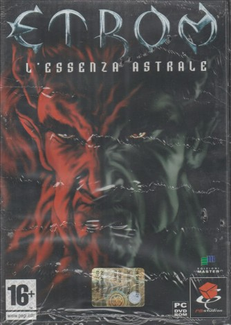 ETROM L'essenza Astrale PC DVD ROM Videogame