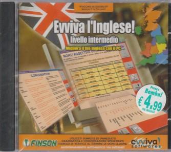Evviva l'Inglese - livello intermedio (PC CD-ROM)