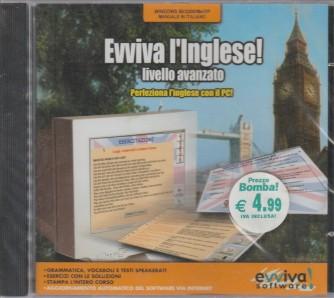 Evviva l'Inglese - livello avanzato (PC CD-ROM)