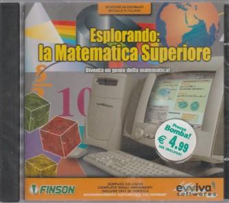 Esplorando la Matematica Superiore (PC CD-ROM)