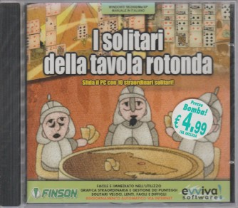 I solitari della tavola rotonda (PC CD-ROM)