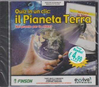 Quiz in un clic: Il pianeta Terra (PC CD-ROM)
