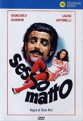 Sessomatto -  Giancarlo Giannini, Alberto Lionello, Laura Antonelli (DVD)