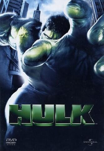 Hulk - DVD