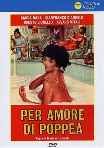 Per Amore Di Poppea -  Alvaro Vitali, Oreste Lionello, Maria Baxa (DVD)