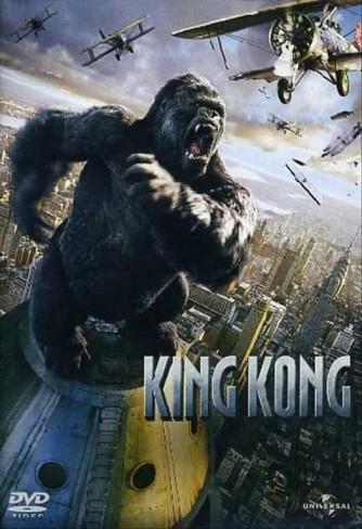King Kong Film in DVD - Jack Black, Naomi Watts, Adrien Brody