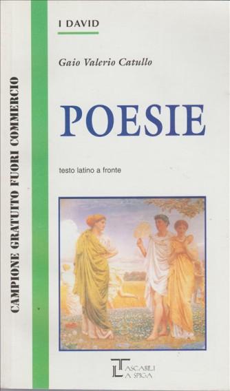 Poesie (Gaio Valerio Catullo) testo latino a fronte