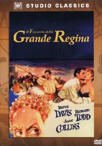 Il Favorito Della Grande Regina - Bette Davis - DVD