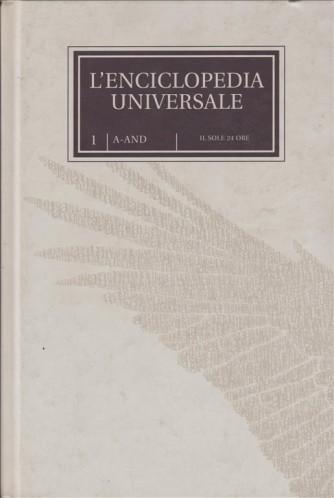 L'enciclopedia Universale - Il sole 24 ore volume #1