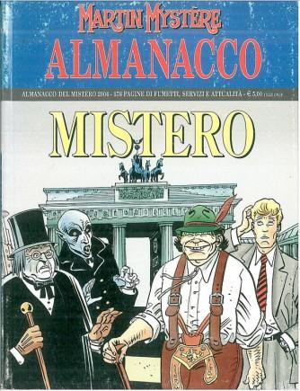 Martin Mystere - ALMANACCO DEL MISTERO 2004