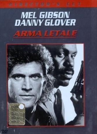 Arma Letale - Mel Gibson - DVD