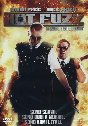 Hot Fuzz - Jim Broadbent - DVD