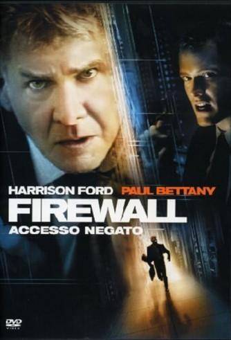 Firewall - Accesso Negato - Harrison Ford - DVD