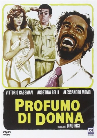 Profumo Di Donna - Vittorio Gassman, Agostina Belli, Moira Orfei (DVD)