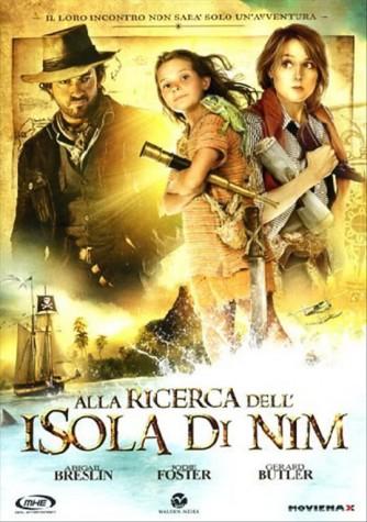 Alla Ricerca Dell'Isola Di Nim - Jodie Foster,Gerard Butler,Abigail Breslin DVD