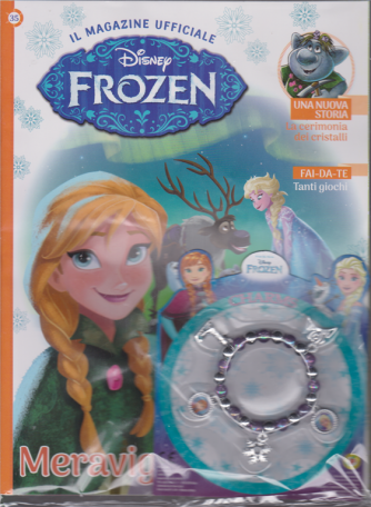 Frozen Magazine -n. 35 - mensile - 18 novembre 2018 + gadget
