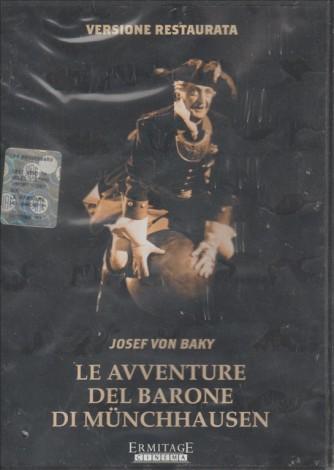 Le Avventure del barone di Munchhausen - Josef Don Baky (DVD)