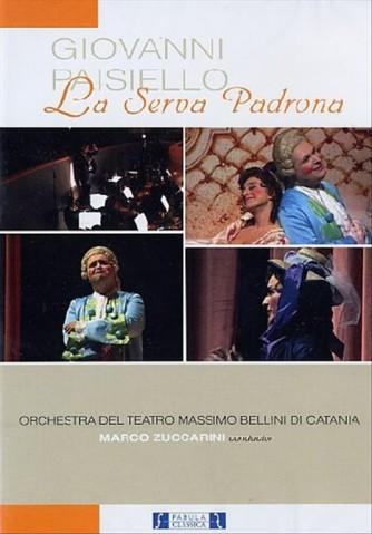 La Serva Padrona Teatro Massimo Bellini,Tiziano Bracci,Gabriela Colecchia (DVD)