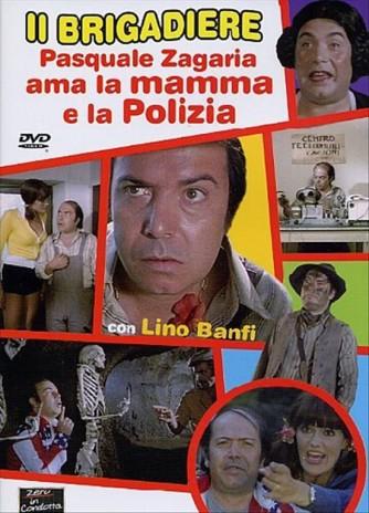 Il Brigadiere Pasquale Zagaria Ama La Mamma E La Polizia (DVD)